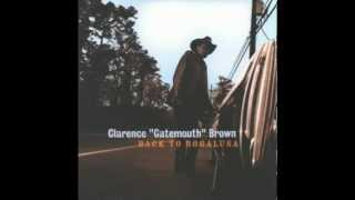 "Clarence ""Gatemouth"" Brown Going Back To Louisiana"