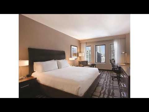 Review Hilton Garden Inn Chicago Downtown Magnificent Mile Chicago Il United States
