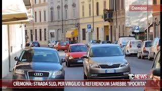 Cremona: Strada Sud, per Virgilio il referendum sarebbe
