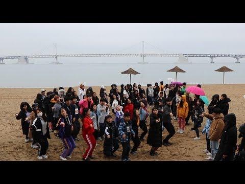 Random Play Dance in BUSAN, KOREA!! Busan people are never tired