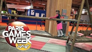 [VLOG PGW] Paris Games Week Junior 2016 - Studio Bubble Gaming