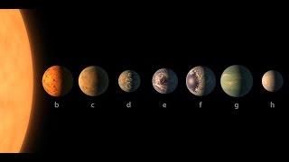 Yeni Keşfedilen 7 Gezegen