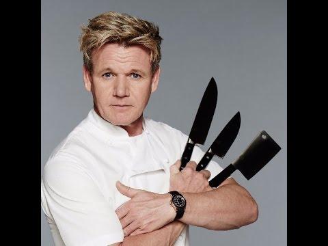 Gordon Ramsay's Pork Butt Sliders - YouTube