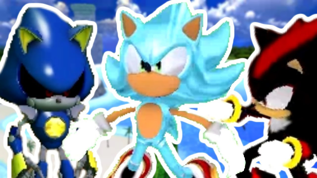 New Abilities, Shadow, and Metal Sonic in Sonic Adventure! (SADX Mods)