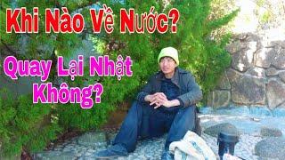 Khi Nào San Vlog Về Nước? và Có Quay Lại Nhật Không?? || cuộc sống ở nhật bản