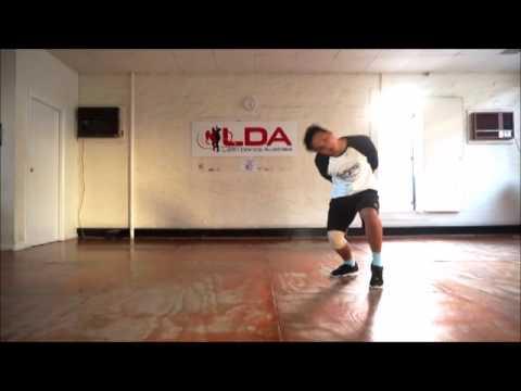 Soulxpress Presents: Jordan's Choreography