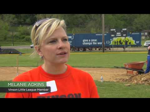 2013 CSX-City Year Service Day: Huntington, WV
