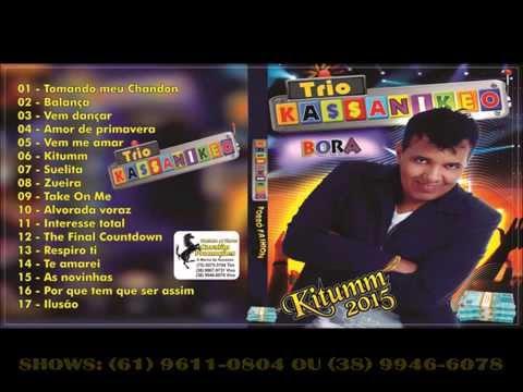 TRIO KASSANÍKEO 2015 CD COMPLETO