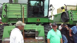 1982 John Deere 6620 Combine Holds Its Value
