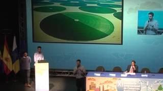 Proyecto Bioo (Generación de electricidad de las plantas). 11º Seminario Comarcas Sostenibles