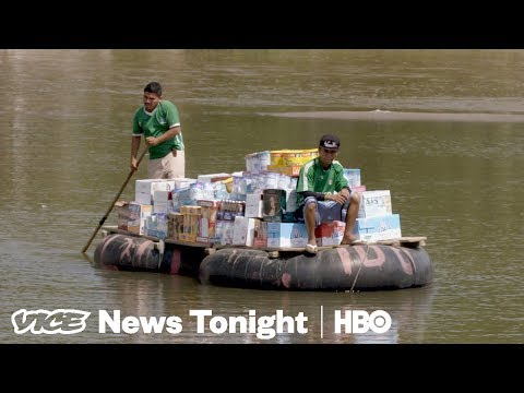 Mexico Has Its Own Southern Border Crackdown—But It Isn't Working (HBO)