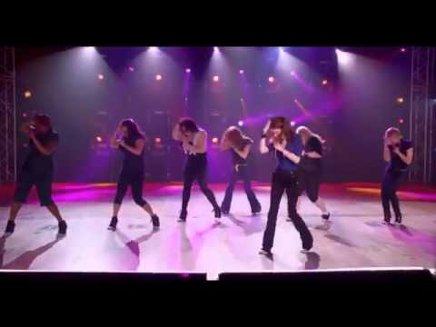 Dando la nota- bellas final- cancion final bellas