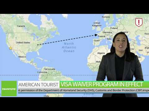 Do U.S. citizens need visas to travel to European countries?