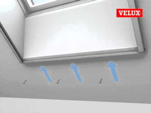 Velux Insect Screen Installation at www.leadinginteriors.com
