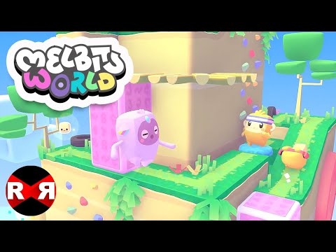 Melbits World - iOS / Android FIRST 10 Levels Walkthrough Gameplay