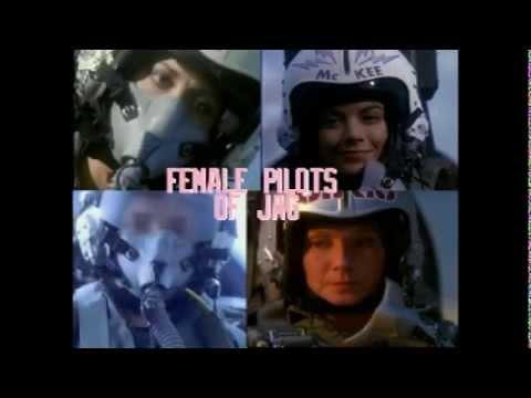 Jag Female Fighter Pilots