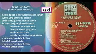 Black Dog Bone - Joget Hati Jujur (S. Attan/Haron Abdulmajid) - 1977