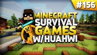 Minecraft Survival Games #156: TRIPLE HEADER!!! Thumbnail
