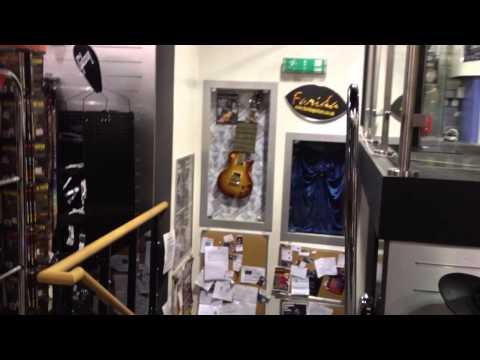 Dawsons Music Ranelagh Street Liverpool