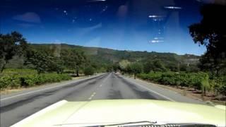 1966 Mustang Convertible Test Drive
