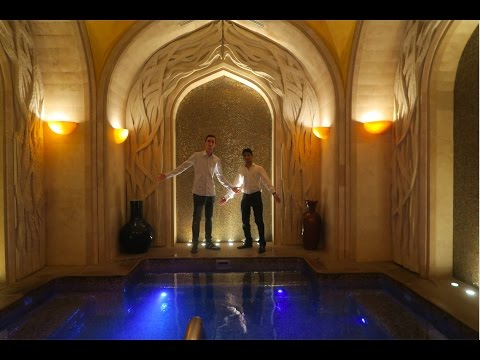WORLDS MOST EXPENSIVE SPA !!!!