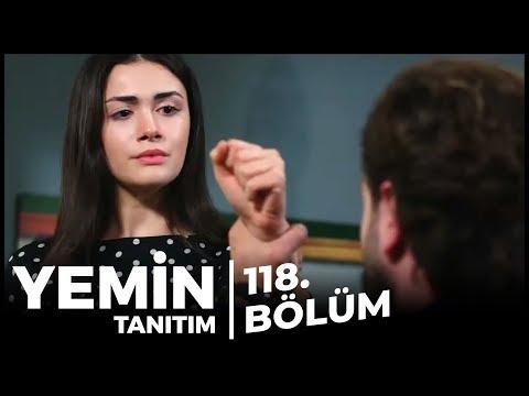 Yemin 118. Bölüm Fragman   KEŞKE!