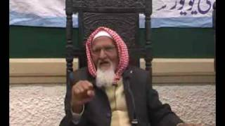 Maulana Ishaq Q and A in agriculture univercity (URDU) Part 5.avi