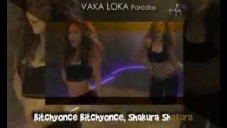 Beyonce & Shakira   Beautiful Liar  (best)