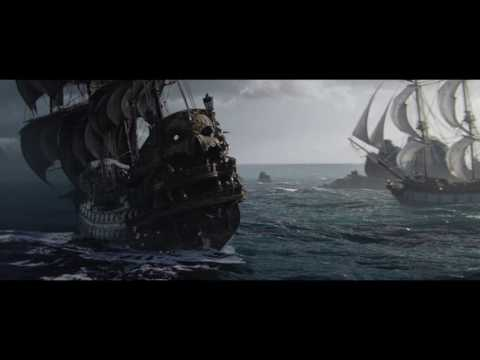 Skull and Bones  E3 2017 Cinematic Announcement Trailer