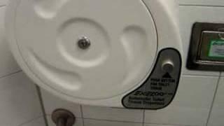 Toilet in Picton, New Zealand.