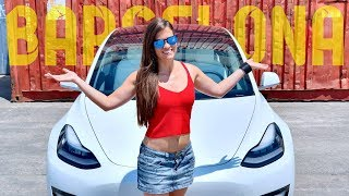 VIVIR CON UN TESLA!!!!!!! Model 3
