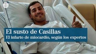 """Cardiólogo: """"Iker ha tenido suerte, ha evitado la muerte súbita'"""