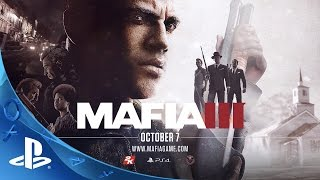 Mafia III - One Way Road Story Trailer | PS4