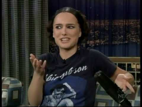 Natalie Portman Interview 12 19 2003 Youtube