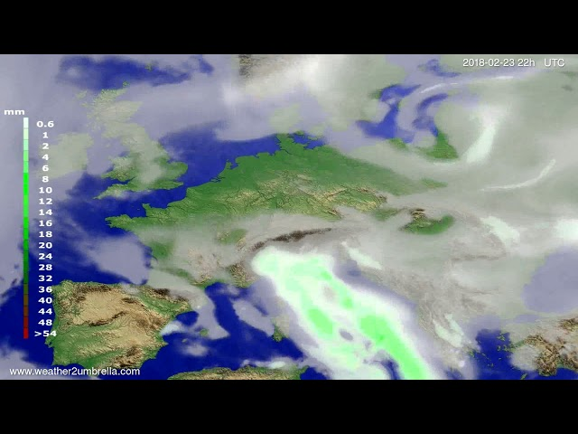 <h2><a href='https://webtv.eklogika.gr/precipitation-forecast-europe-2018-02-21-2' target='_blank' title='Precipitation forecast Europe 2018-02-21'>Precipitation forecast Europe 2018-02-21</a></h2>