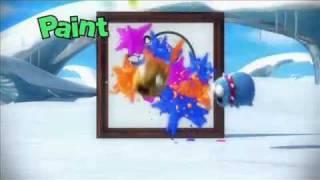 Squeeballs Party Wii  trailer