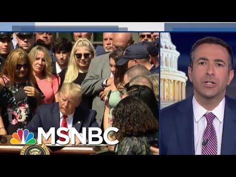 Line Crossed: Trump's