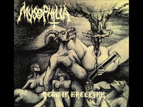 Mysophilia - Cut Yourself for Satan (demo 2014)