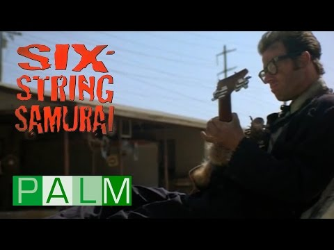 Six String Samurai: Cannibal Family (Movie clip)