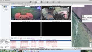 Видеомониторинг сельхозтехники. Программа для компьютера.