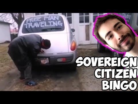 Sovereign Citizen Bingo with penguinz0 COME PLAY!