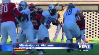 Alabama All-Stars Best Mississippi 25-14