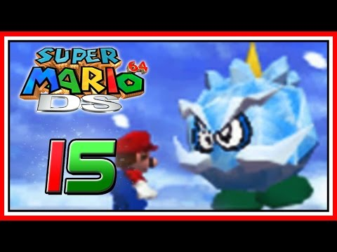 Let's Play Super Mario 64 DS Deutsch100%  Part 15  Willkommen im Club, Wario !