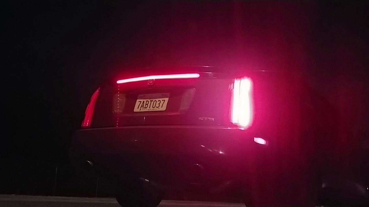 2005 Cadillac Sts V6 Ler Delete Rev