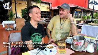 Core Balance, Relaxation, How to Learn - Tak Cho. Nateentong Library Coffee Podcast #4