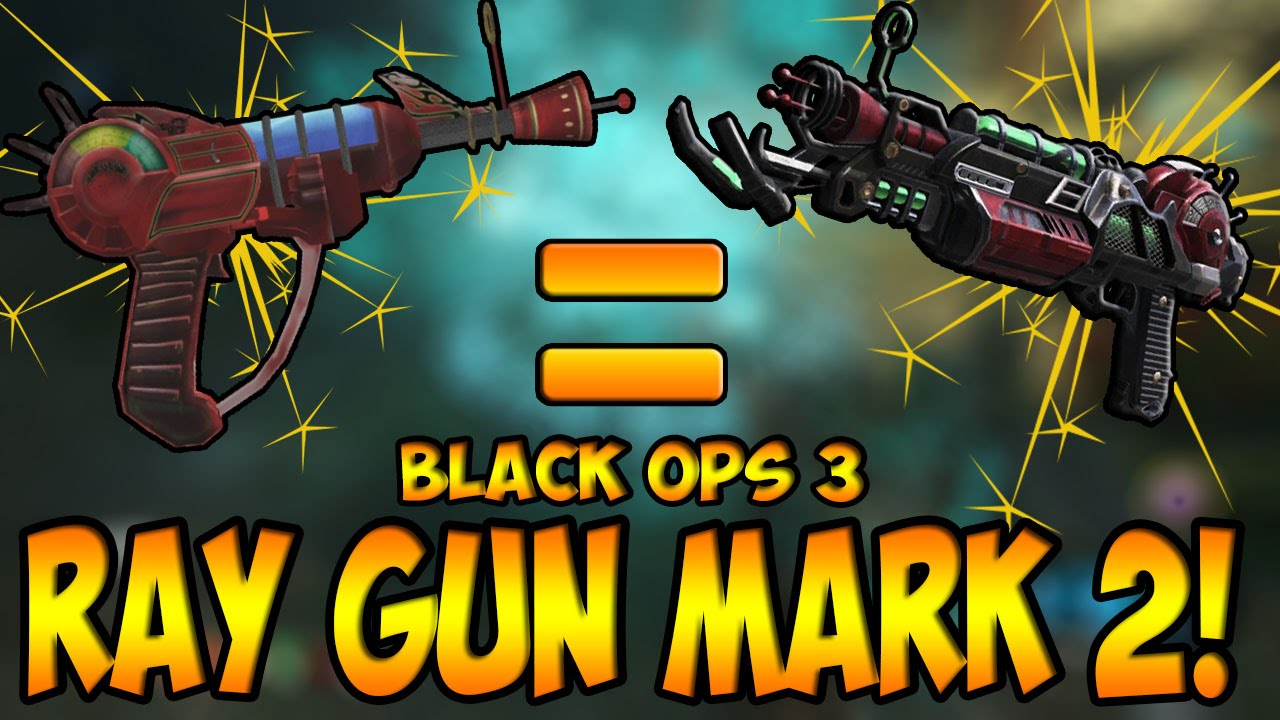 Ray Gun Mark 2 Pack A Punch DOUBLE PACK A PUNCH = ...