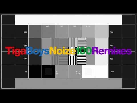 Tiga Vs Boys Noize - 100 (Shaded Funky Romeo Remix)