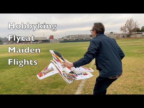 HobbyKing Flycat Maiden
