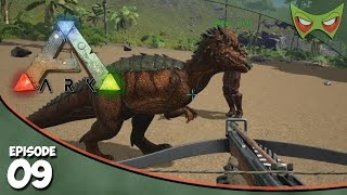 Ark Survival Evolved - S2 Ep. 9 - Taming a Pachycephalosaurus - Let's Play On Pooping Evolved