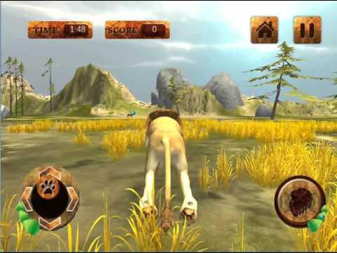 Lion Simulator 3D - Jungle Safari Game Android/iOS